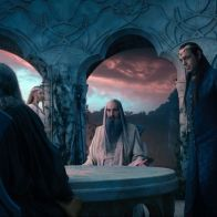The-Hobbit-An-Unexpected-Journey-Galadriel-Saruman-Elrond-and-Gandalf