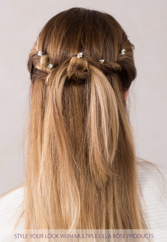 pearls - lilla rose bobby pins