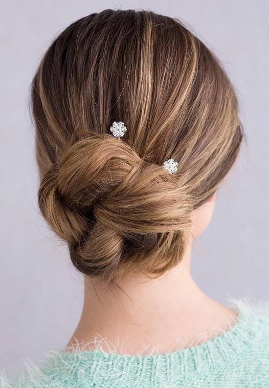 lilla rose snowflake bobby pins